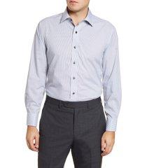 men's lorenzo uomo trim fit dress shirt