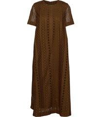 alaisa maxiklänning festklänning brun baum und pferdgarten