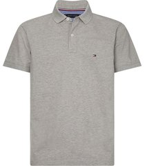 polo core tommy regular fit gris tommy hilfiger