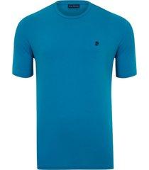 camiseta flat azul royal