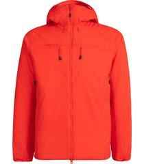 rime flex hooded jacket