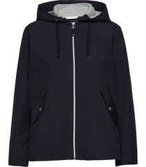 jackets outdoor woven sommarjacka tunn jacka blå edc by esprit
