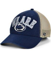 '47 brand penn state nittany lions outland trucker cap