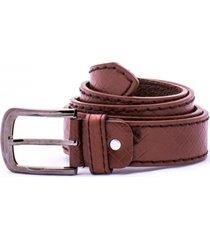 cinturón may marrón carven