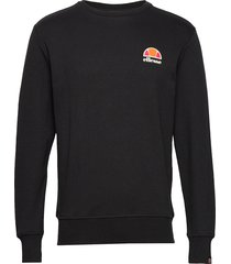 el perth sweat-shirt tröja svart ellesse