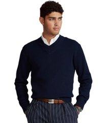 polo ralph lauren men's fine-gauge cricket sweater