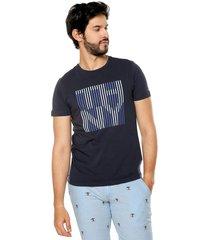 camiseta azul tommy hilfiger