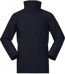 bergans jas men oslo 2l insulated dark navy mel-m