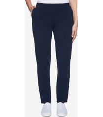 ruby rd. women's missy french terry pants