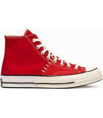 converse sneakers chuck 70 restructured colore rosso