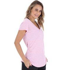 camiseta adidas id winners vt - feminina - rosa