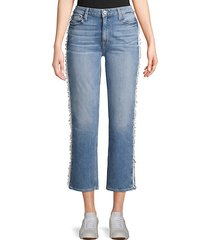 noella cropped straight-leg jeans