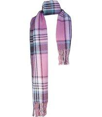bufanda lana magallanes rosado viva felicia