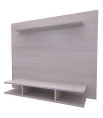 "painel para tv de até 49"" suspenso pátina lilies móveis"