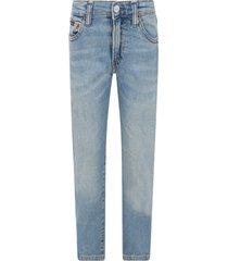 ralph lauren light blue jeans for boy