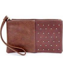 bolsa carteira bijoulux com taxas feminina