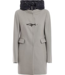 fay double front coat