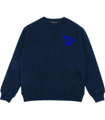 x cyprien gaillard crewneck sweatshirt