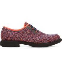 camper neuman, scarpe formali uomo, blu/arancione, misura 46 (eu), k100435-003