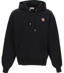 gcds candy sweatshirt with hoodie