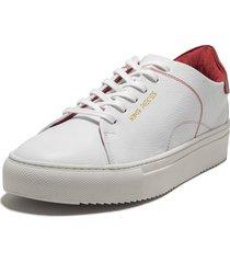 tenis blanco con rojo viola lourdes