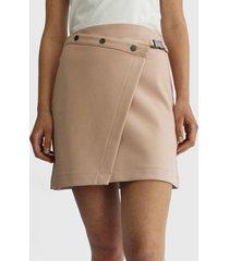 falda io rosa - calce regular