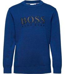 pullover pullover blauw boss