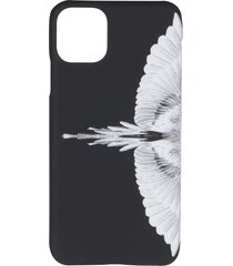 marcelo burlon black iphone 11 pro max case