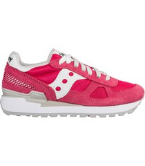 scarpe sneakers donna camoscio shadow o