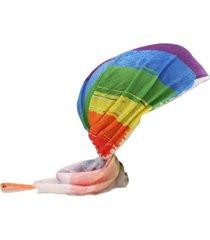 bandanas azteq rainbow multicolorido