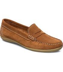 natasha 1a loafers låga skor brun marc o'polo footwear