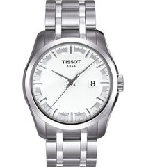 reloj tissot couturier quartz  t035.410.11.031.00 hombre