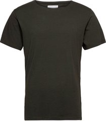 austin t-shirt t-shirts short-sleeved grön les deux
