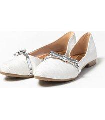 baleta blanca kclass top 9490b