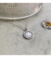 daisy - naszyjnik medalion- nowa kolekcja