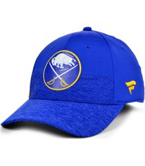 authentic nhl headwear buffalo sabres 2020 locker room flex cap