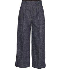 remilly pkt denim wijde broek blauw whyred