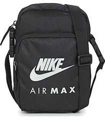 bolso nike air max 2.0 - negro