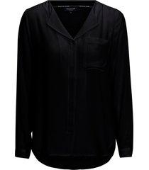 blus slfdynella ls shirt