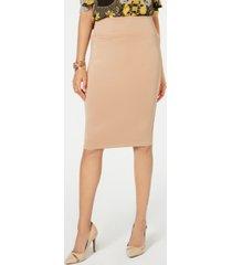 thalia sodi scuba pencil skirt, created for macy's