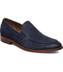 conowingo loafers låga skor blå aldo