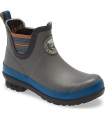 women's pendleton olympic national park chelsea bootie, size 6 m - grey