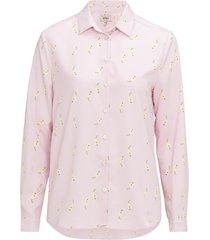 skjorta karolina pear print shirt