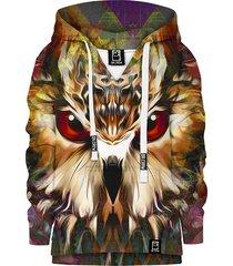 bluza brown owl