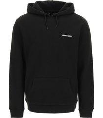 axel arigato london sweatshirt with logo print