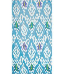 john robshaw umida 100% cotton beach towel bedding