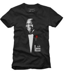 t-shirt o poderoso mussum reserva masculino