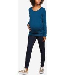 motherhood maternity petite skinny jeans