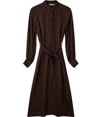 elfritsa leopard dress