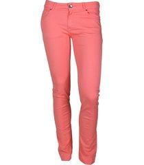twinset dames broeken lange-broek roze